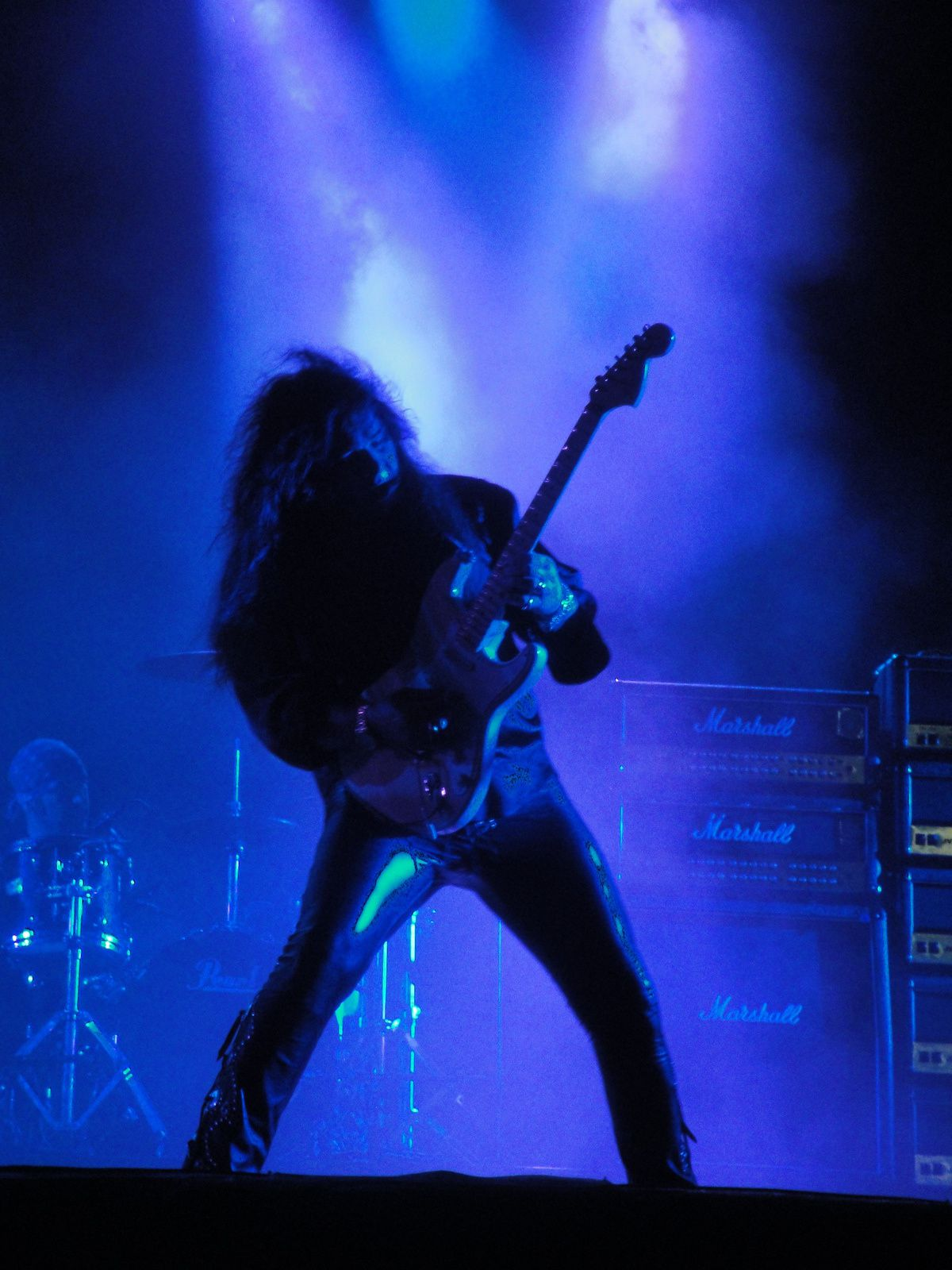 Yngwie Malmsteen, 2012 - performing in Gavle (Sweden)