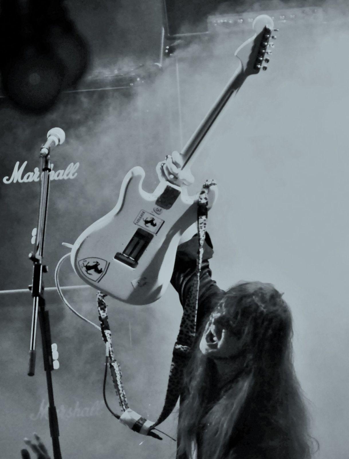 Yngwie Malmsteen,  2008 - Barcelona (Spain)