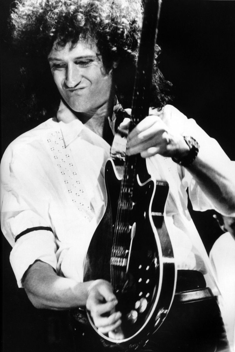 Brian May - With Red Special