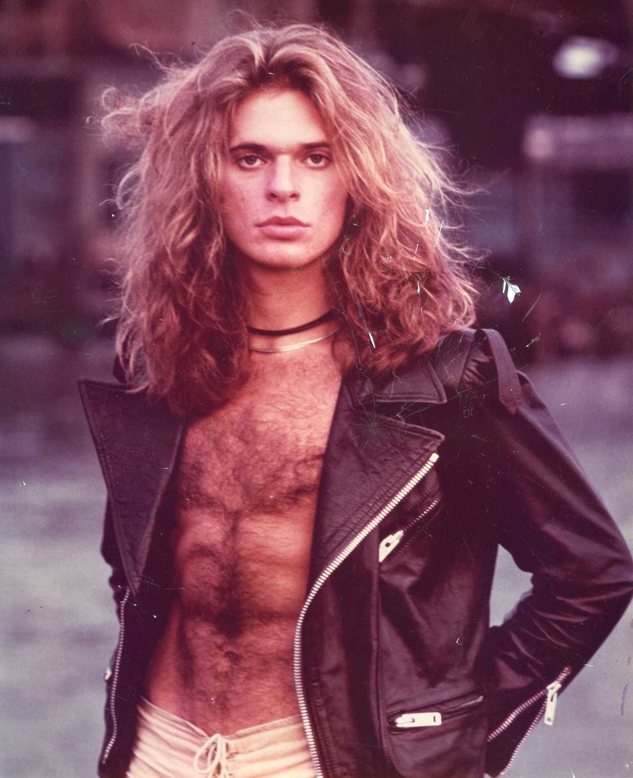 Happy birthday David Lee Roth Classic Rock Stars Birthdays