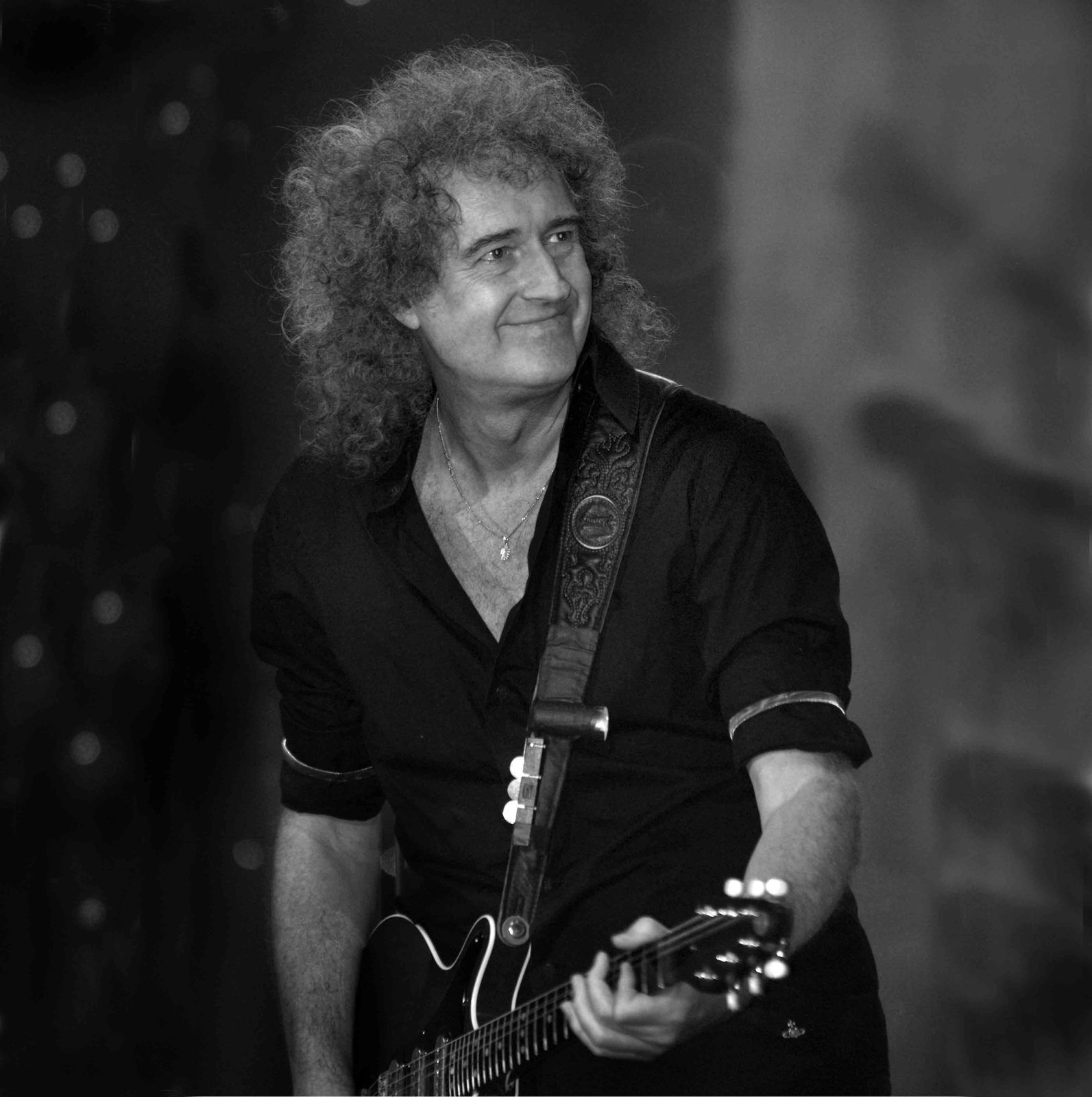Brian May - September 2010 - Guitarist and Astrophysicist