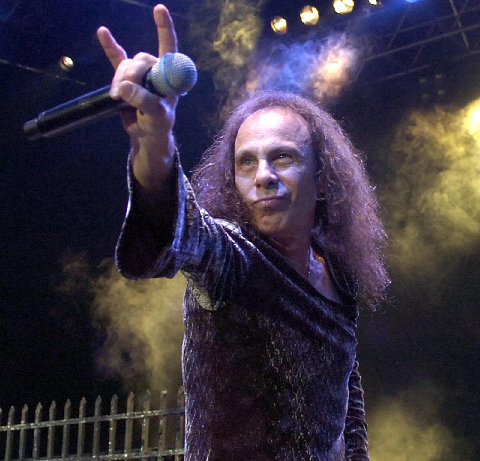 Ronnie James Dio - Devil Horns