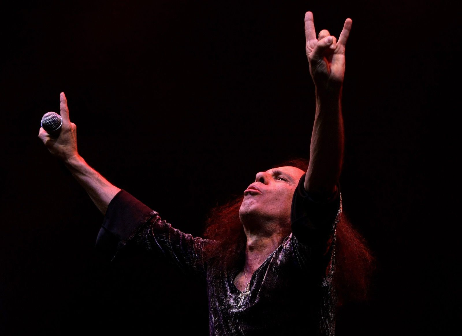 Ronnie James Dio - Heavy Metal Horns