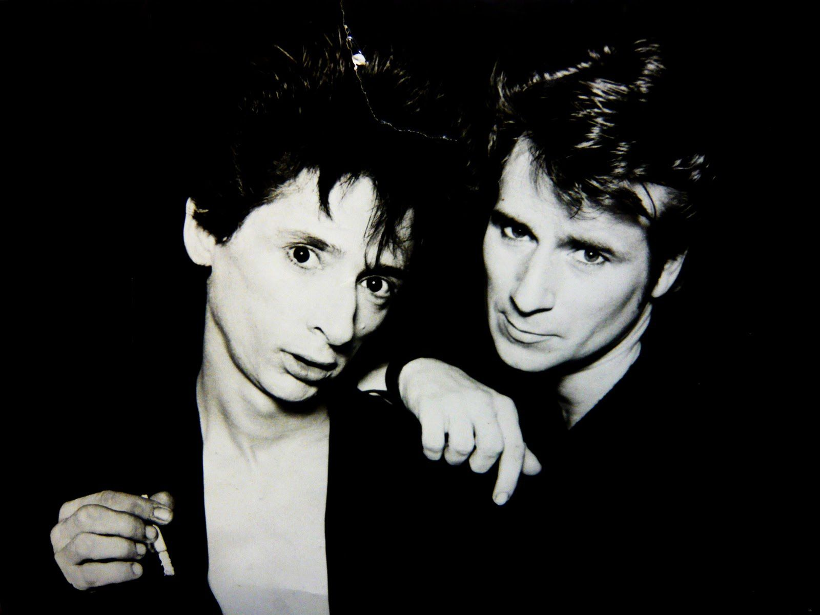 Johnny Thunders & Jerry Nolan (1985)
