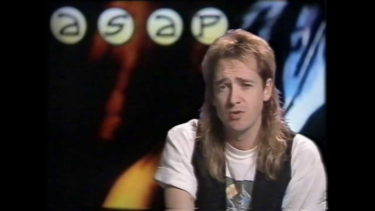Adrian Smith - A.S.A.P. - Silver and Gold MTV's Headbangers Ball (1989)