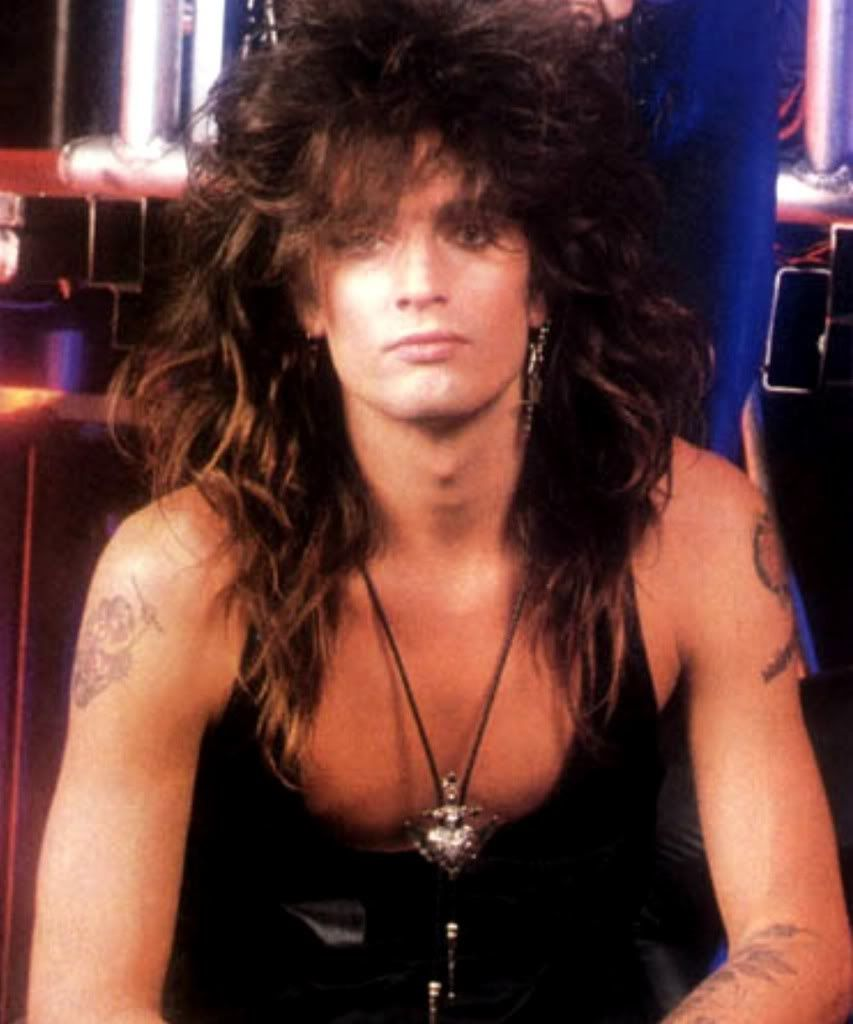 Tommy Lee, 80's