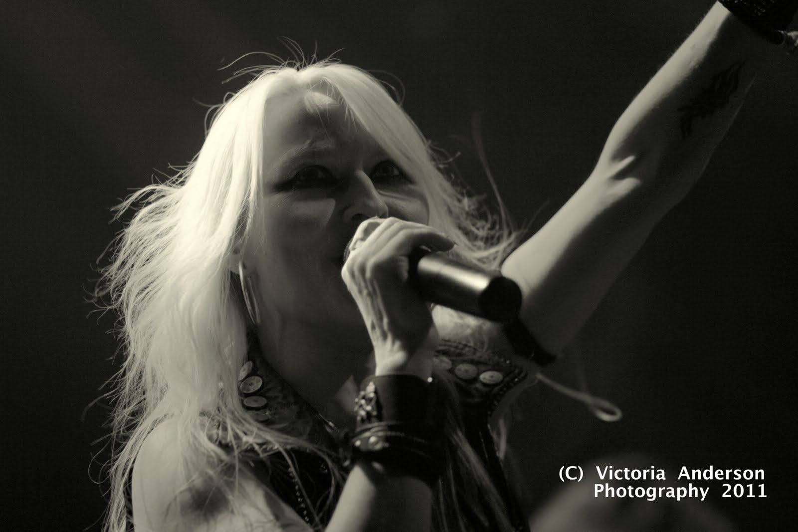 Doro, at the Gramercy in NYC (2011)