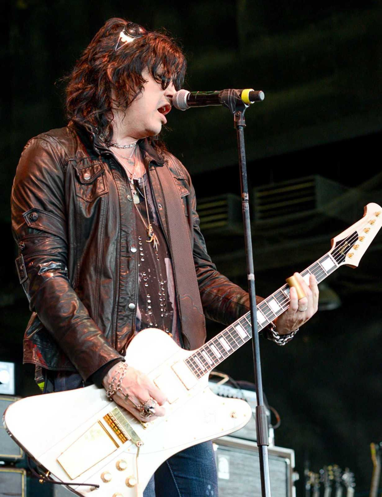 Tom Keifer, Cinderella - Dallas (2014)