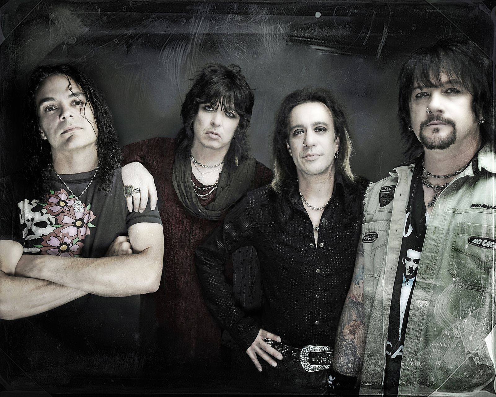 Tom Keifer, Cinderella (2010)