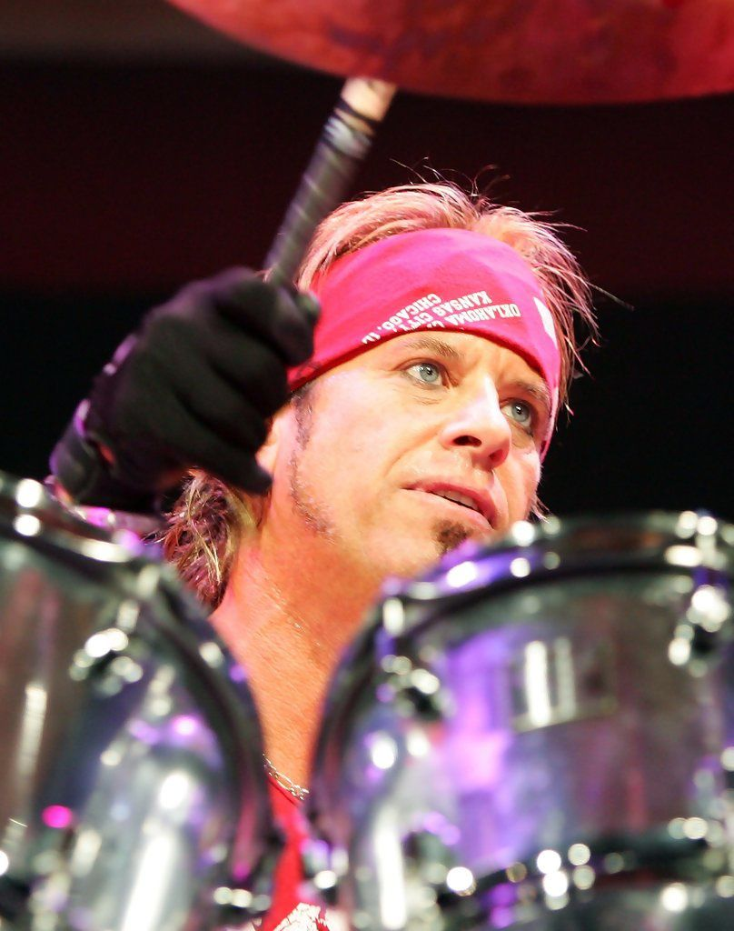 Bobby Blotzer - Ratt and Poison in concert at the palms in Las Vegas