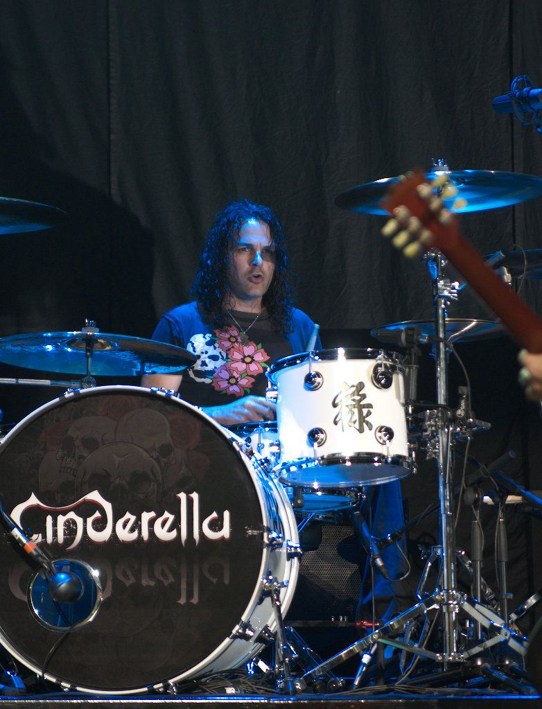 Fred Coury, Cinderella - M3 Festival, Merriweather Post Pavilion, Columbia, MD (2010)