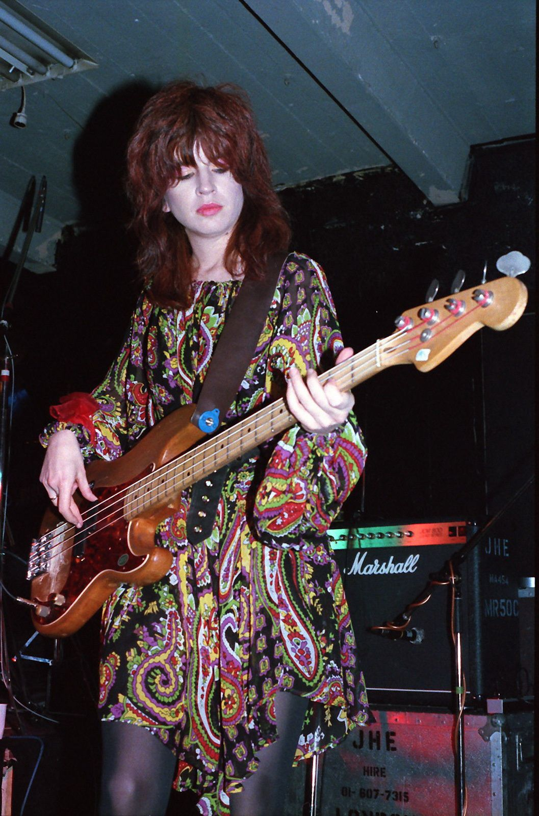 Michael Steele, The Bangles (1986)