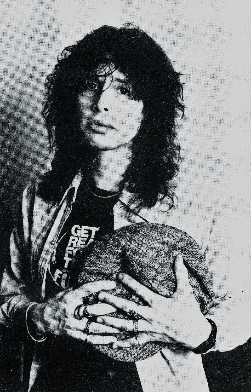 Steven Tyler - 70's - Aerosmith