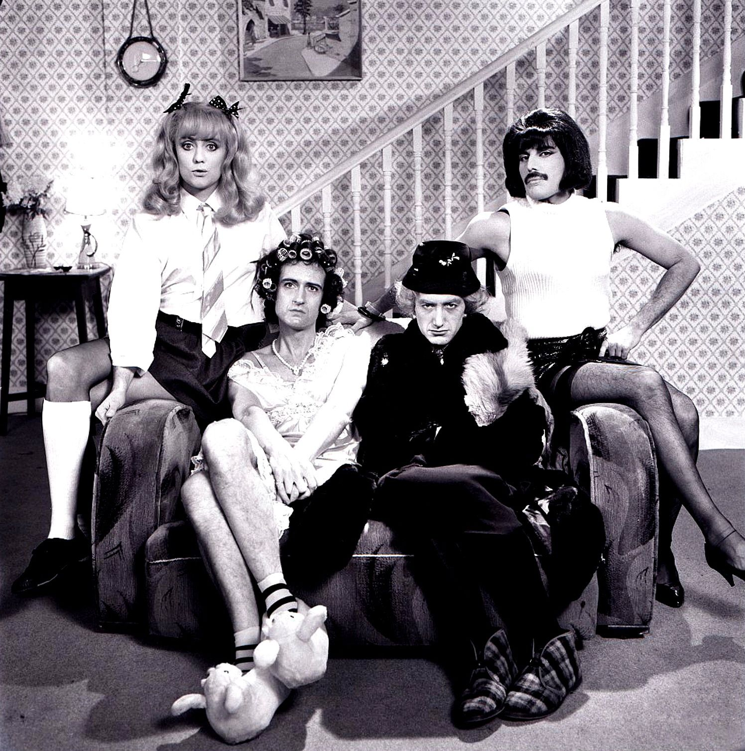 Roger Taylor (Queen) - I Want To Break Free (1982)