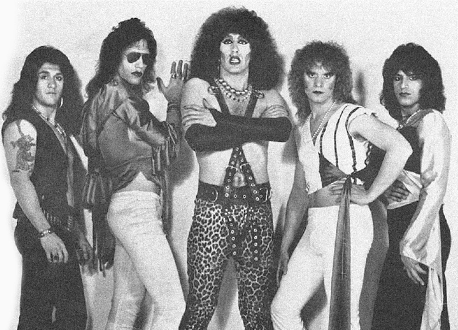 Dee Snider - 1981 - Twisted Sister