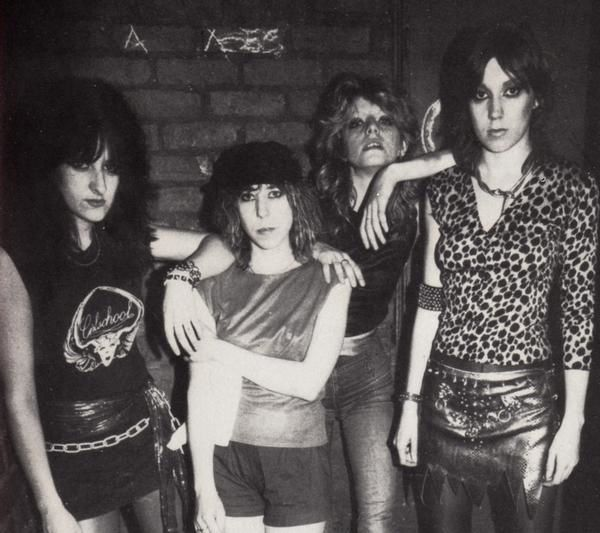 Denise Dufort, Girlschool