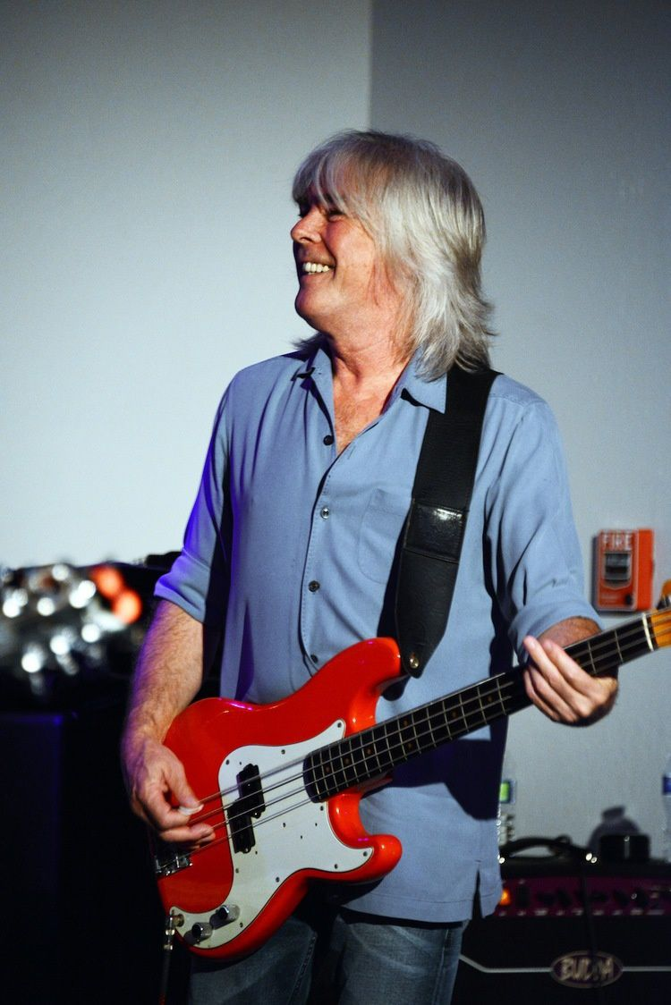 Cliff Williams, AC/DC (2014)