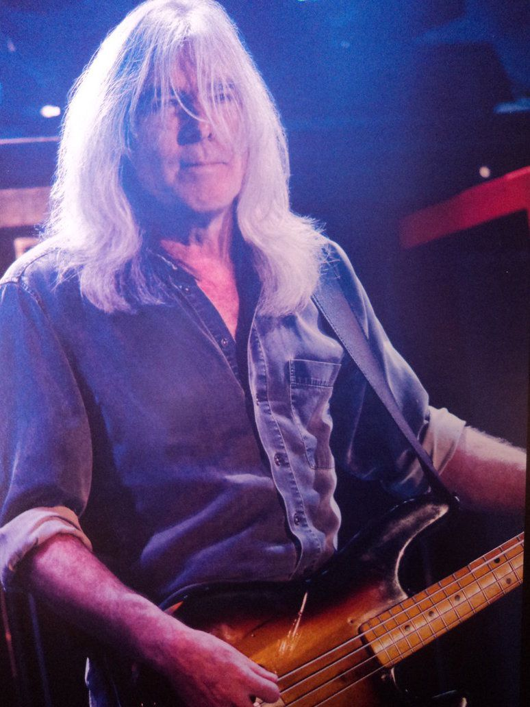 Cliff Williams, AC/DC by Renous/deviantart.com