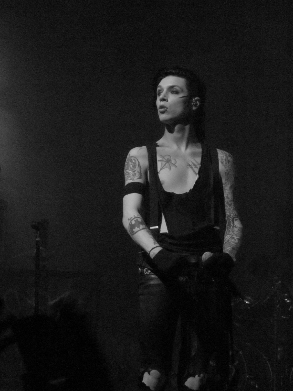 Andy Biersack, Black Veil Brides (2013)
