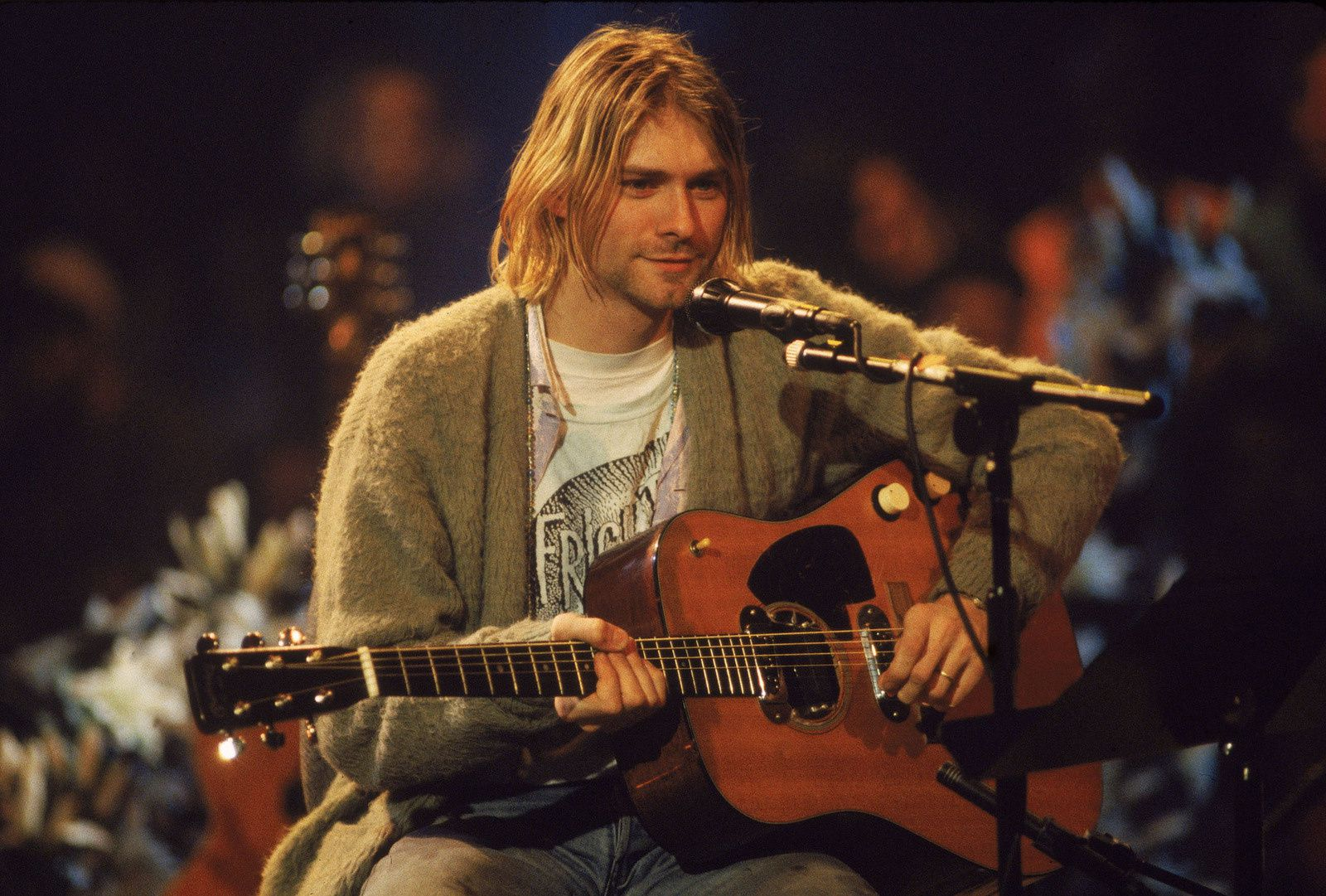 Kurt Cobain, Nirvana - MTV Unplugged in New York, 18 novembre 1993