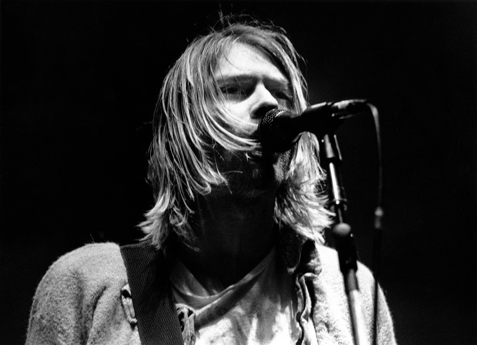 Kurt Cobain, Nirvana (1994) - © Raffaella Cavalieri/Redferns Ltd - Getty Images