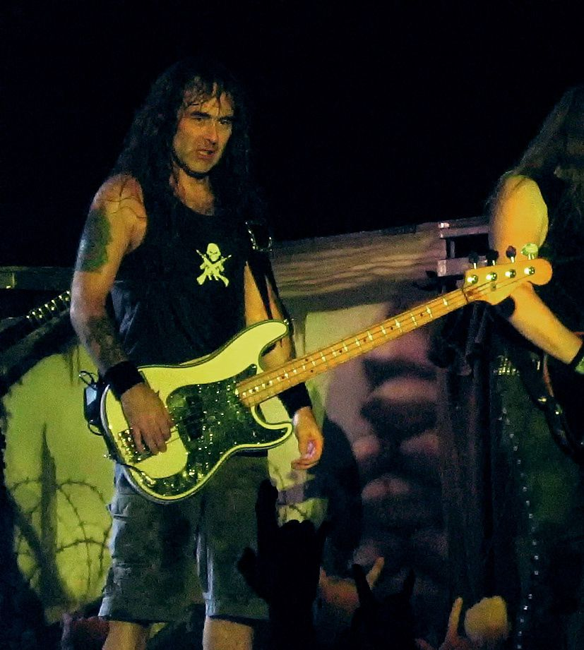 Steve Harris, Iron Maiden (2006)