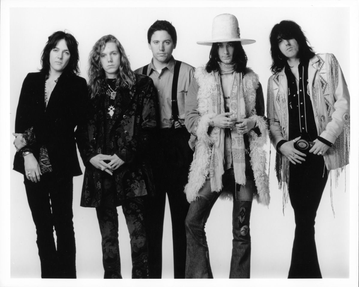 Johnny Colt - The Black Crowes