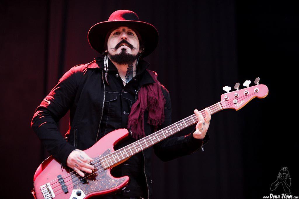 Johnny Colt, Lynyrd Skynyrd Azkena Rock Festival (2012)