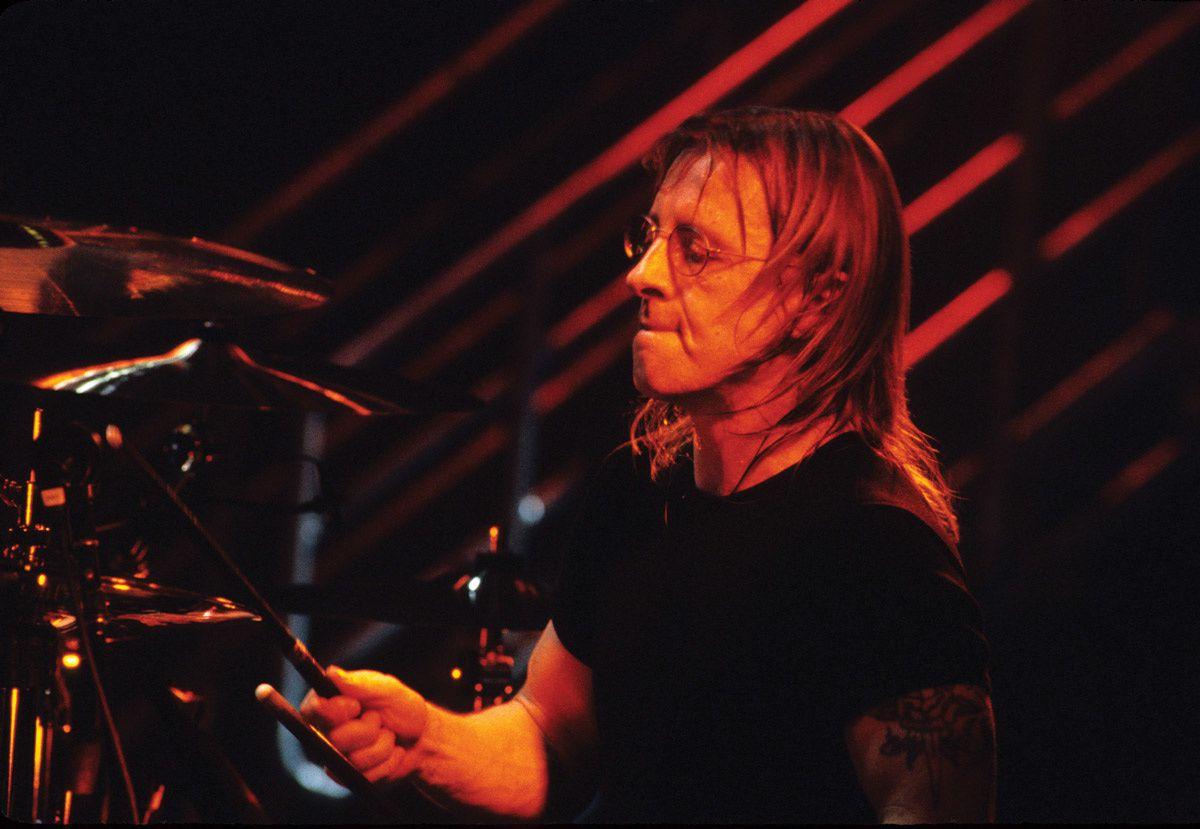 Phil Rudd, AC/DC