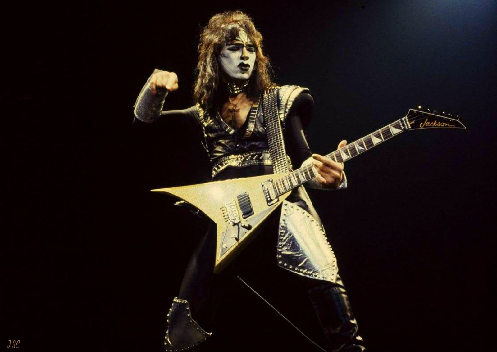 Vinnie Vincent, Creatures Of The Night Tour - Canada (January 14, 1983)
