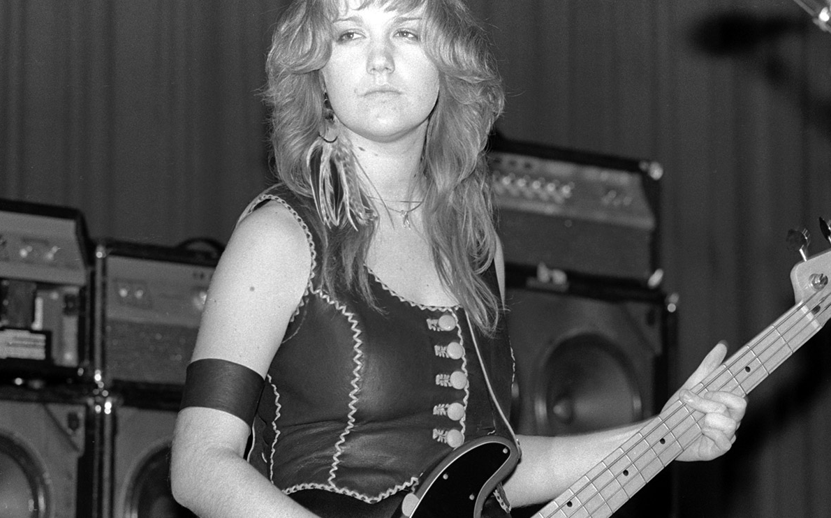 Vicki Blue, The Runaways (1978) - credit: Chester Simpson