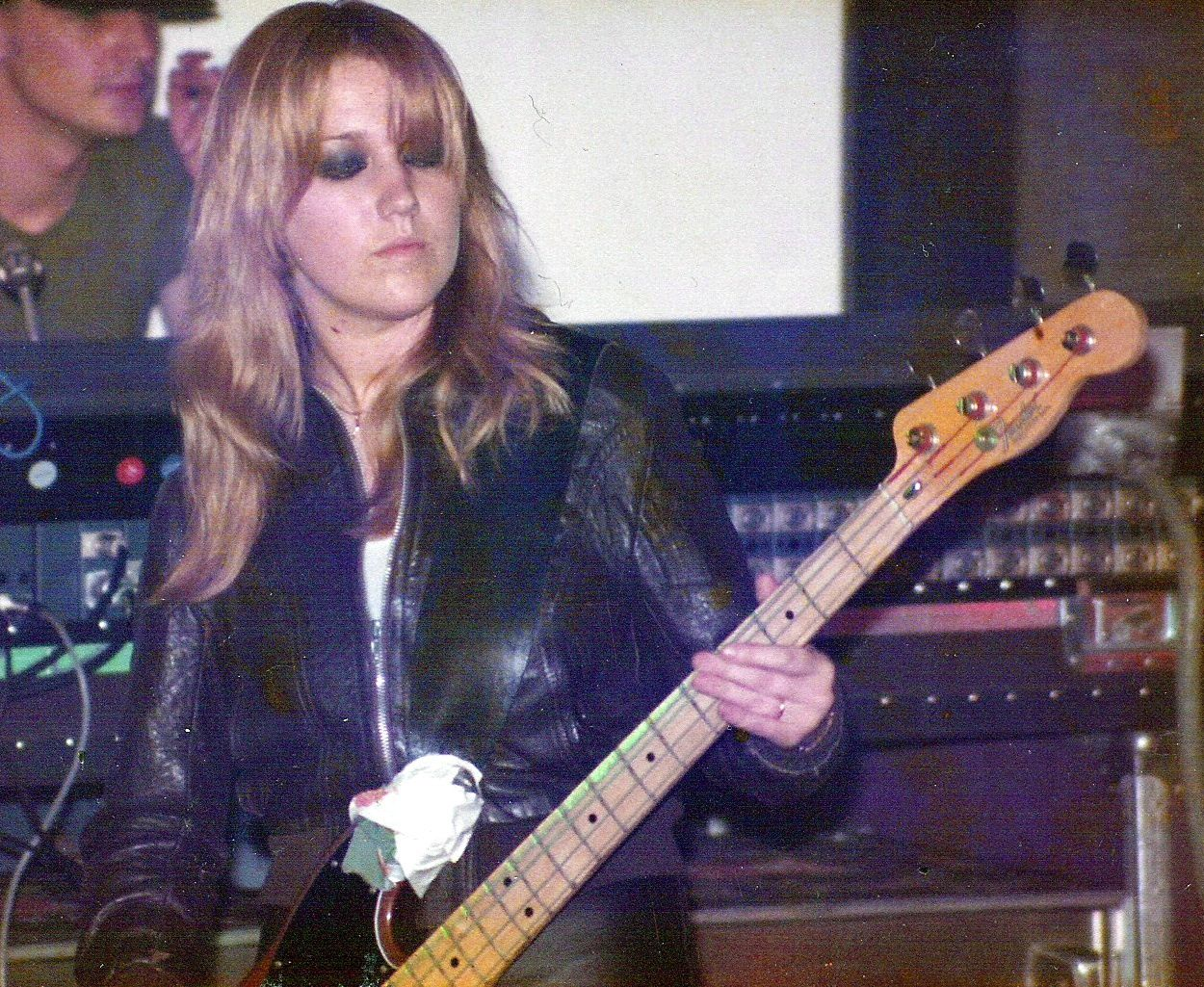 Vicki Blue, The Runaways (1978)