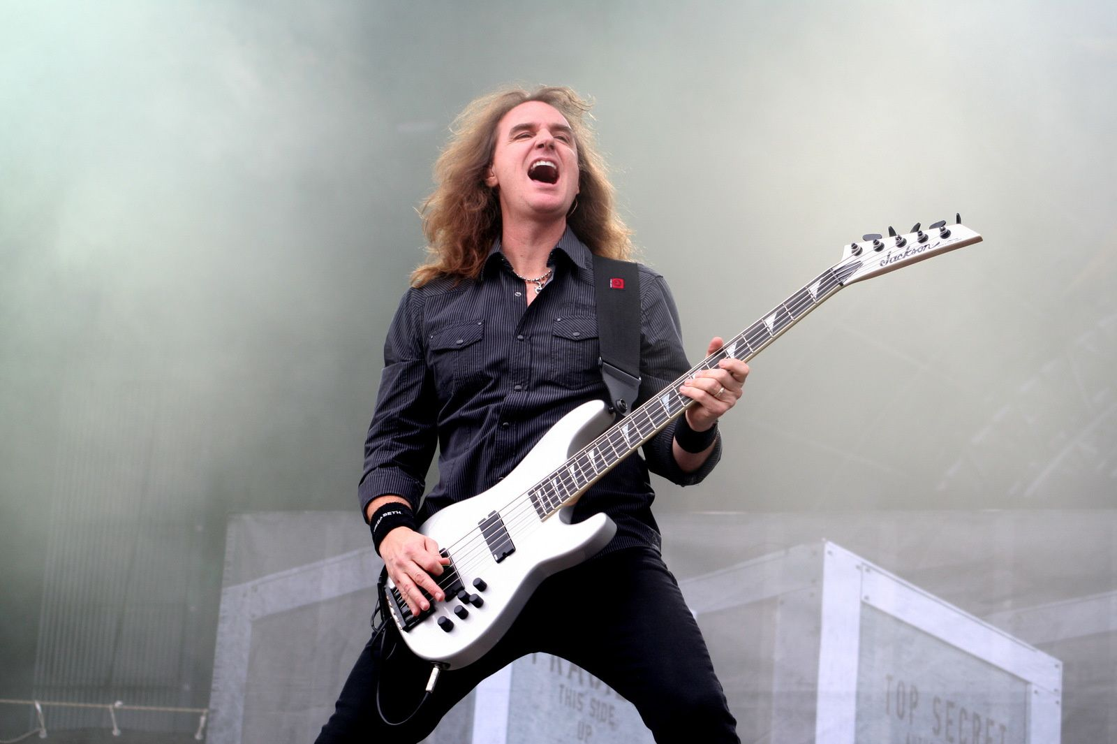 David Ellefson, Tuborg Greenfest (2010)