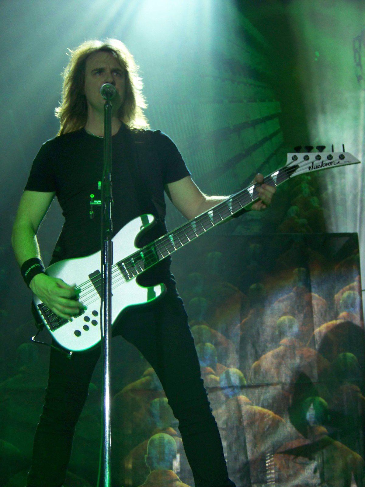 David Ellefson, Kiev (2007)