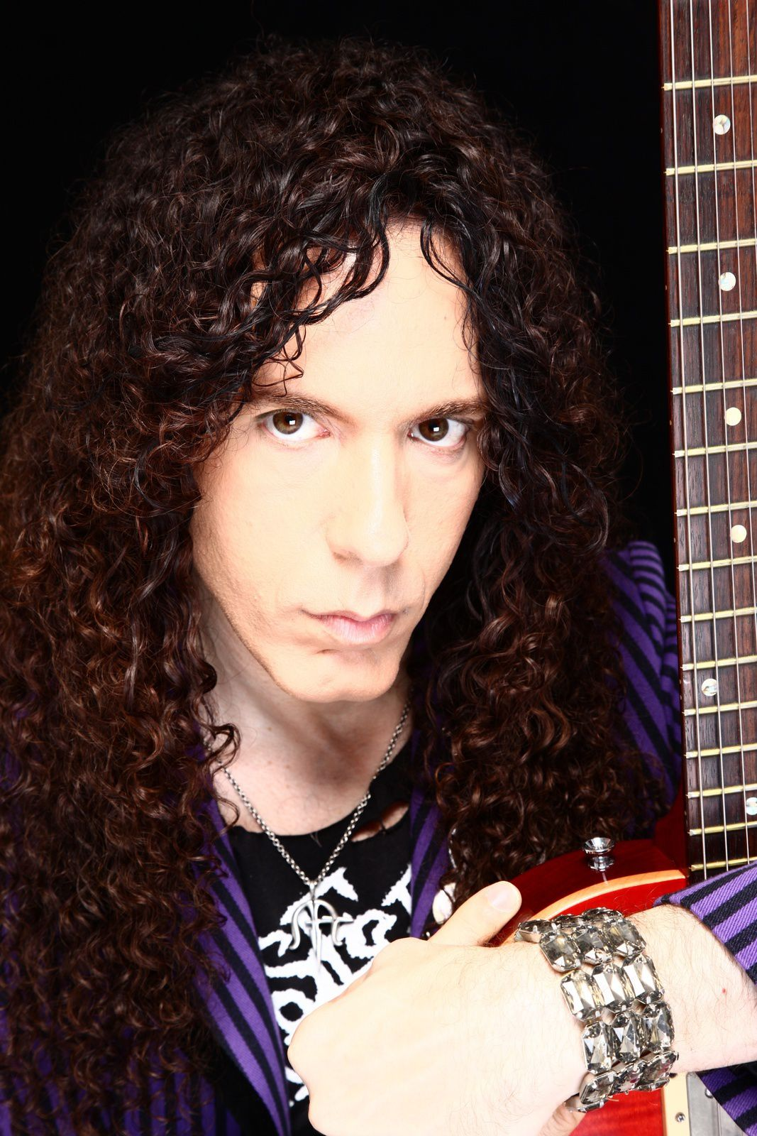 Marty Friedman, lead guitarist of Megadeth from 1990 to 2000