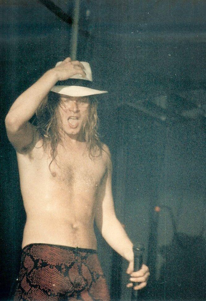 Michael Kiske, Helloween (live, 1988)