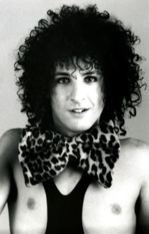 Sylvain Sylvain, musician and songwriter, former member of the New York Dolls - Photo by Bob Gruen