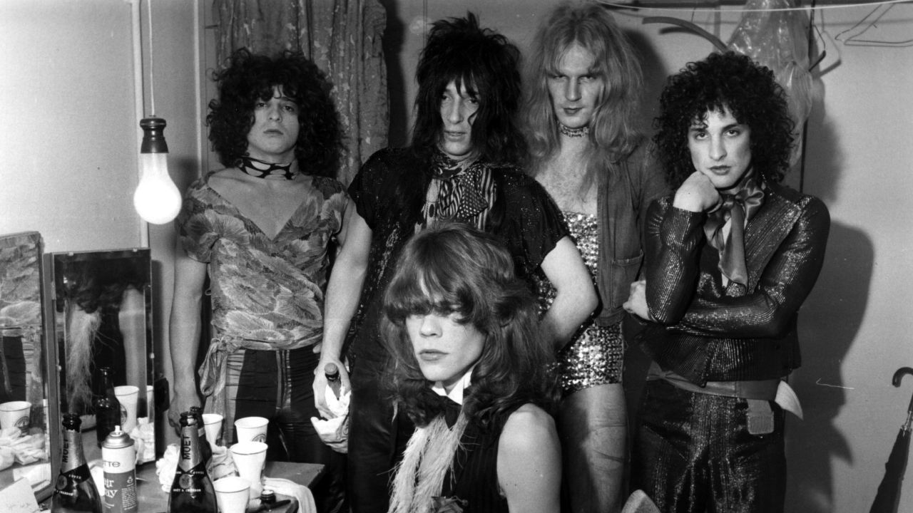 Sylvain Sylvain and the New York Dolls