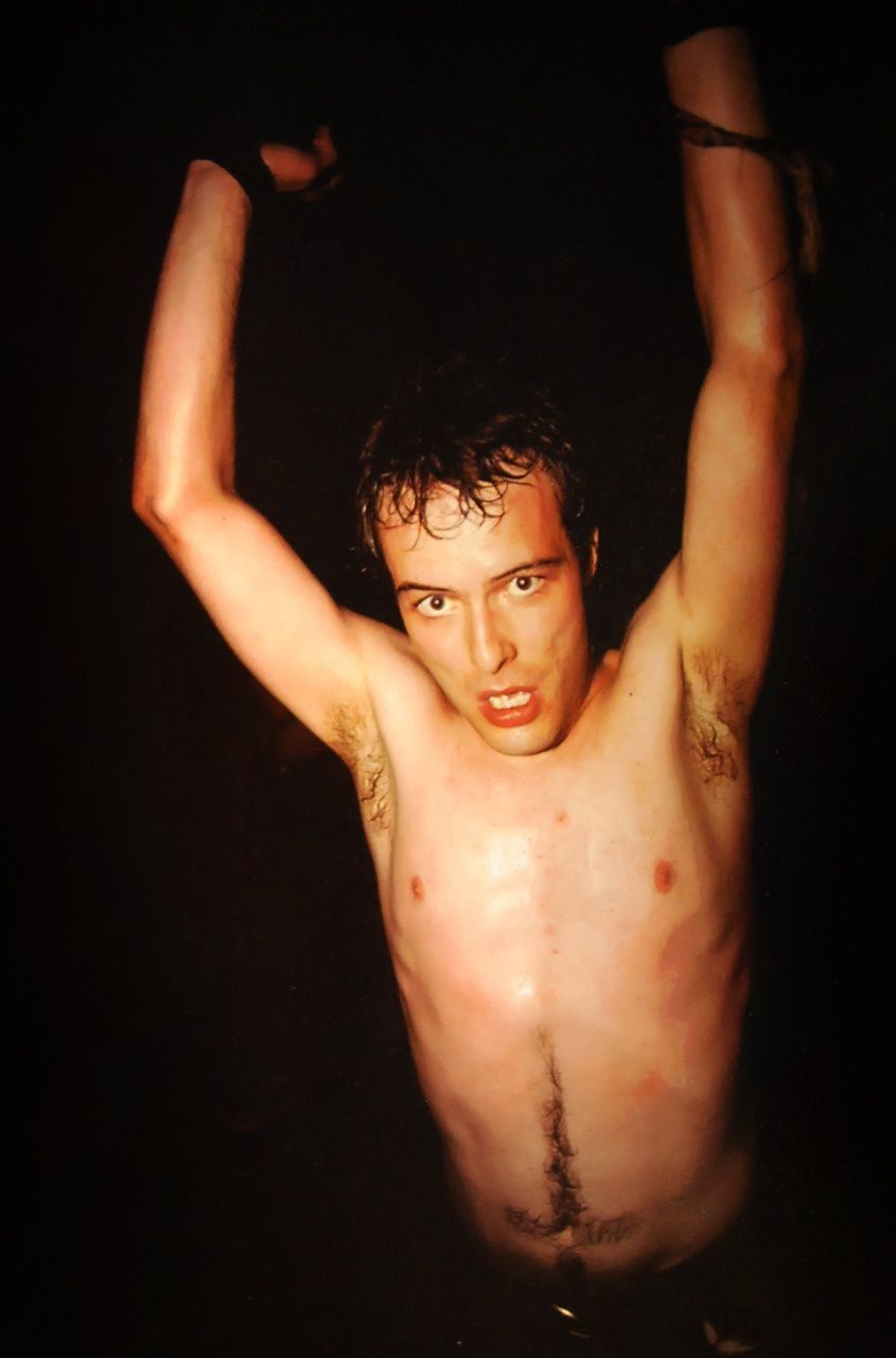 Jello Biafra , former lead vocalist and songwriter of the Dead Kennedys