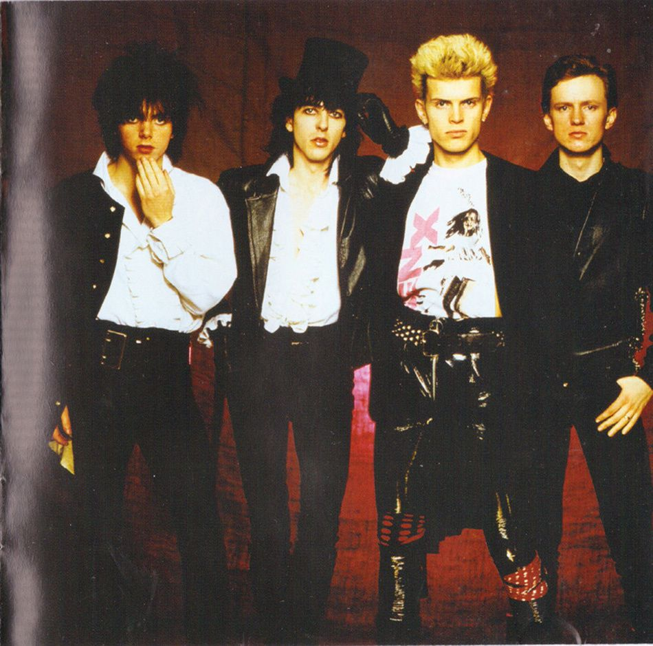 Terry Chimes (Generation X, 1981)