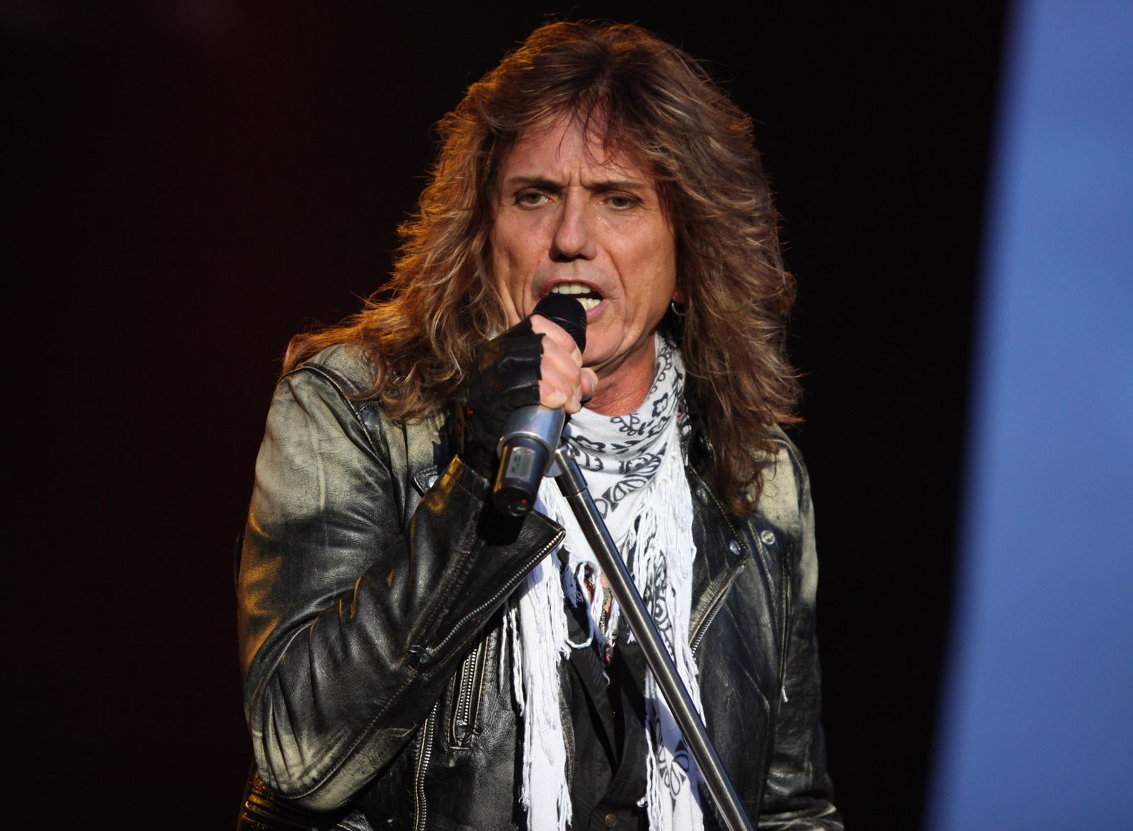 David Coverdale, Whitesnake (2009)