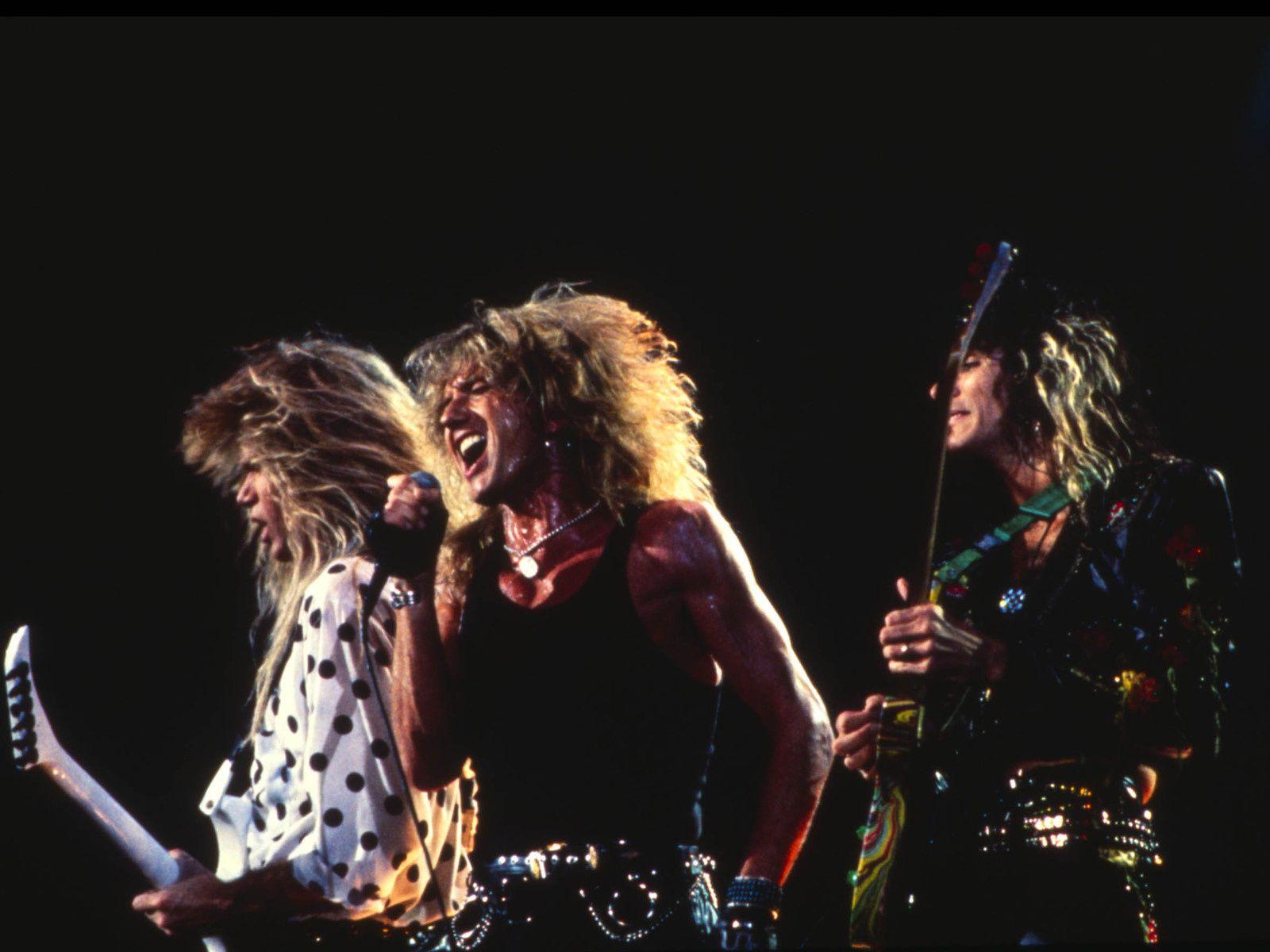 David Coverdale, Whitesnake - Live At Donnington (1990)