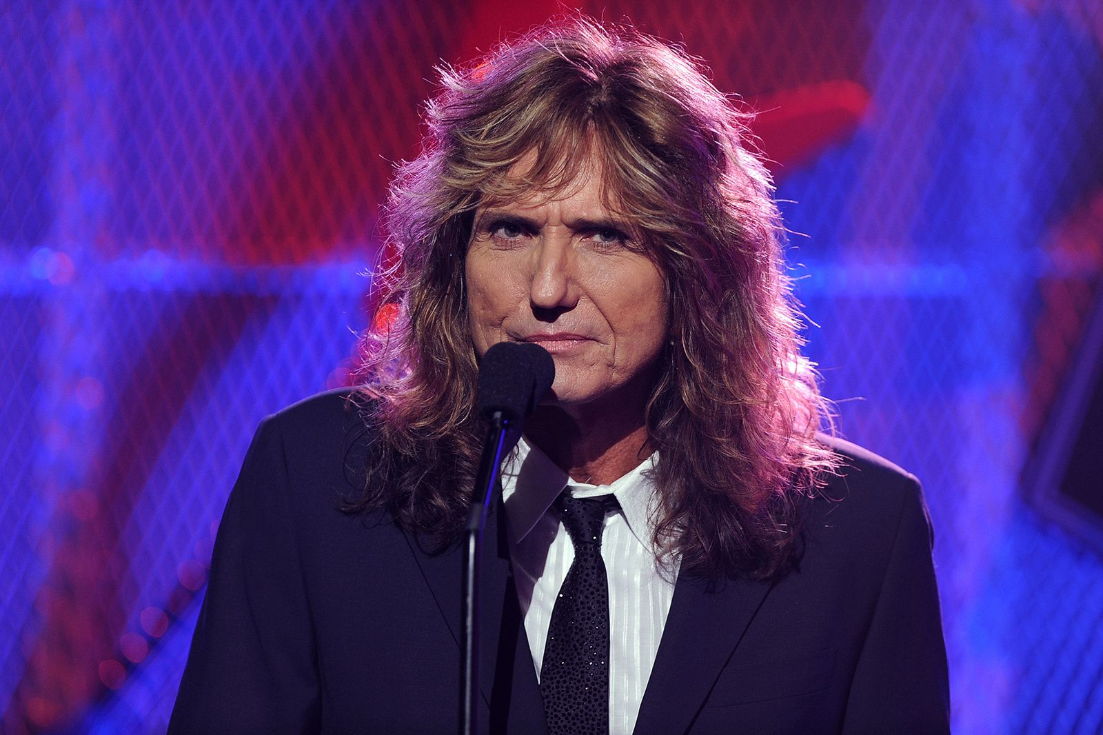 David Coverdale, Whitesnake (2011) Los Angeles, CA - credit: Frazer Harrison Getty Images