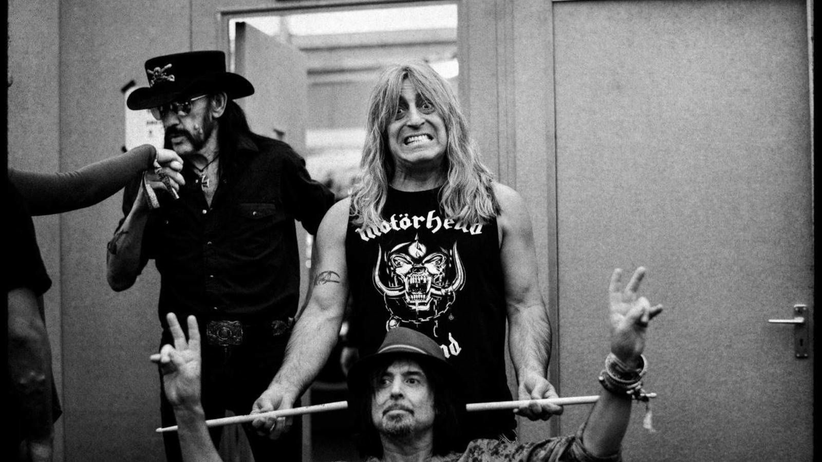 Mikkey Dee and Lemmy, Motorhead