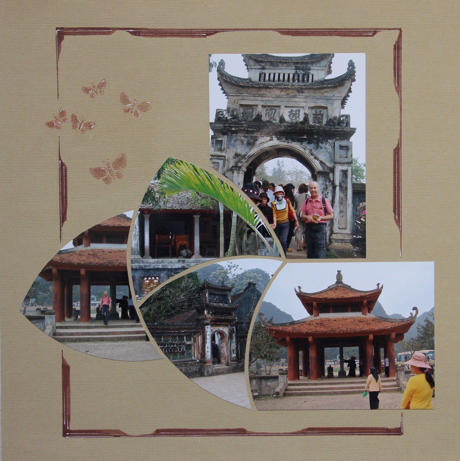 Pages sur Hoa Lu (Vietnam)