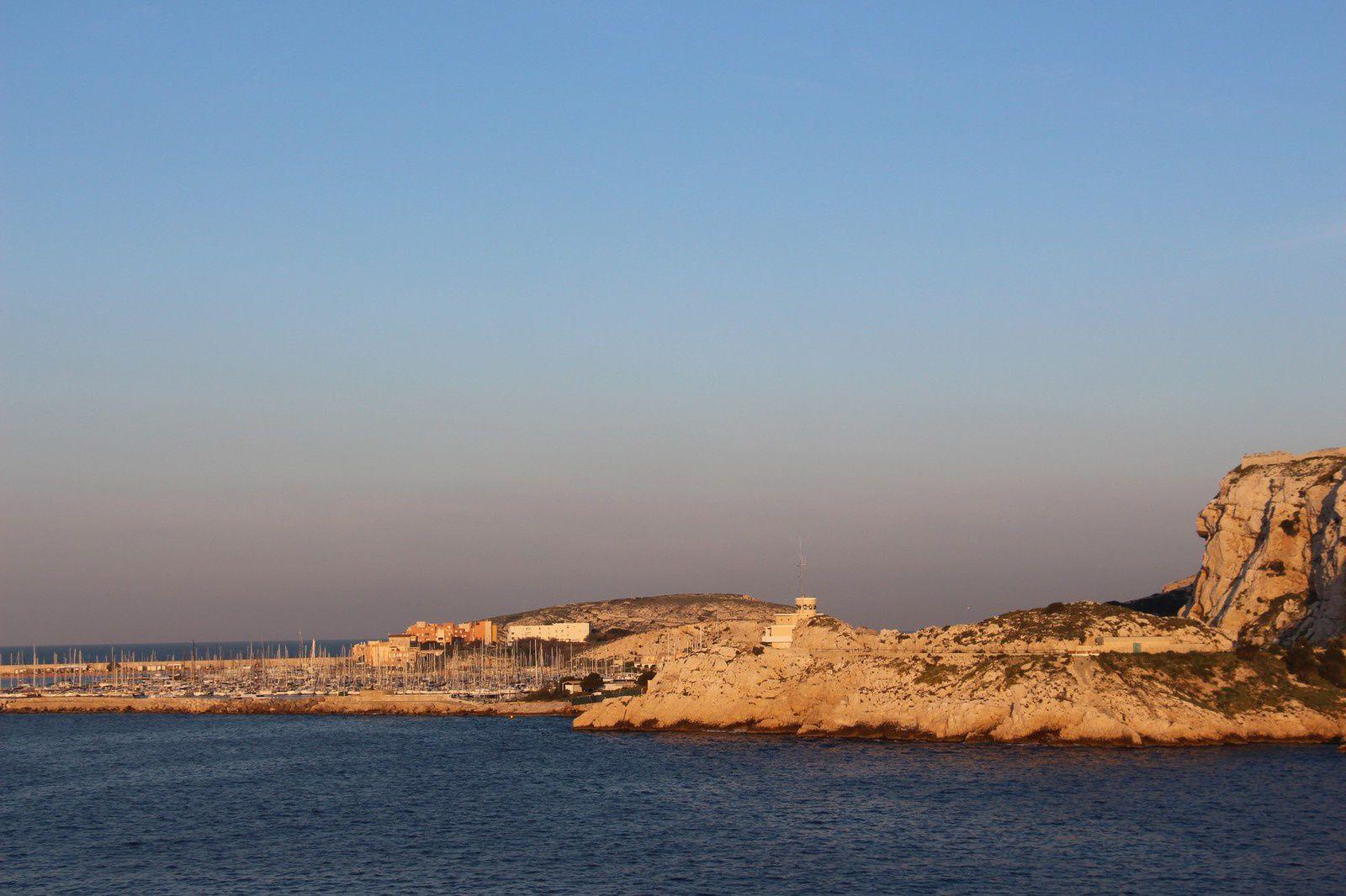L'île du Frioul