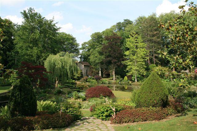 Le jardin japonais