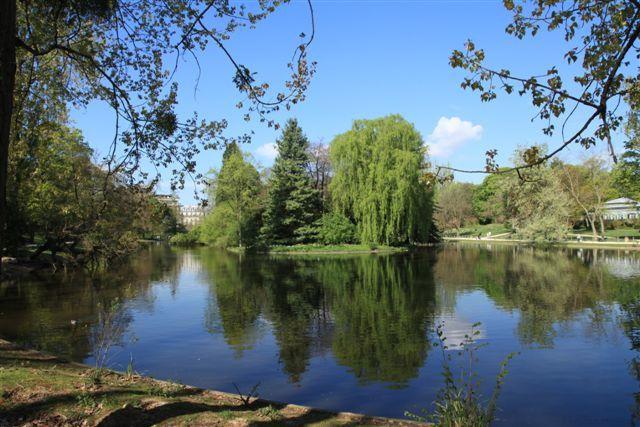 Balade au bois de Vincennes