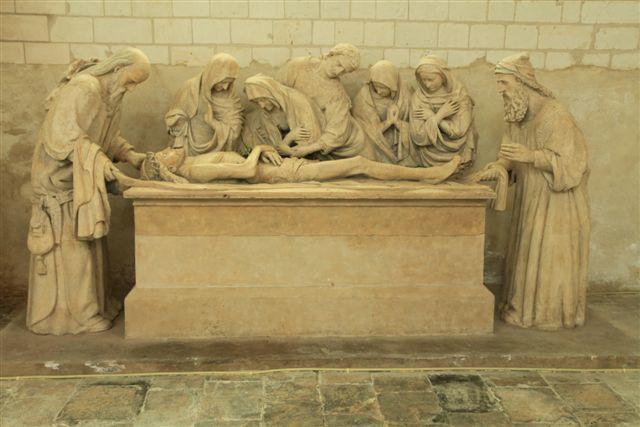 Troyes mise au tombeau