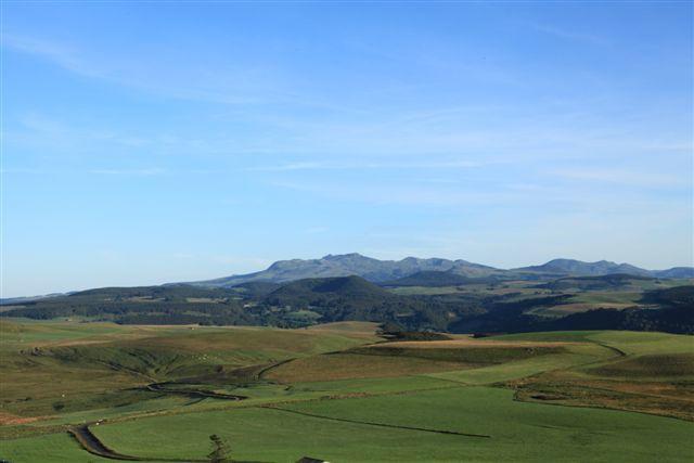 Le massif du Puy de Sancy